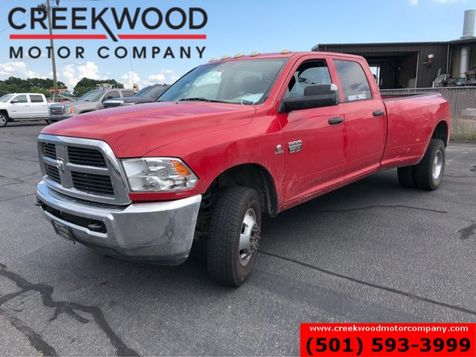 2012 Ram 3500 Dodge ST SLT 4x4 Diesel Dually Auto Red Chrome Low Miles in Searcy, AR