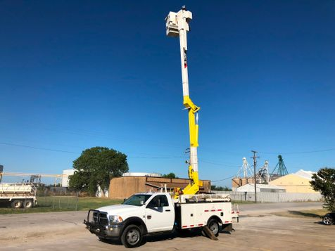 2012 Ram 5500 4X4 BUCKET TRUCK   in Fort Worth, TX