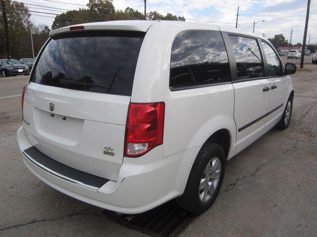 2012 Ram Cargo Van Houston, Mississippi 5