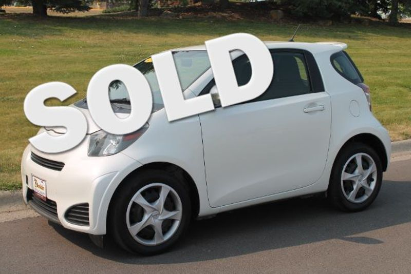 2012 Scion iQ 3-Door Hatchback AT  city MT  Bleskin Motor Company   in Great Falls, MT