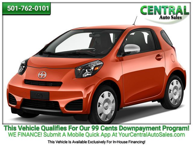 2012 Scion iQ    Hot Springs, AR   Central Auto Sales in Hot Springs AR