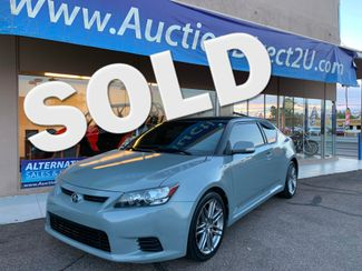 2012 Scion tC 3 MONTH/3,000 MILE NATIONAL POWERTRAIN WARRANTY Mesa, Arizona