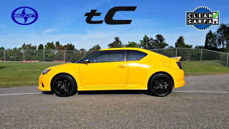 2012 Scion tC Release Series 7.0 clean carfax | Palmetto, FL | EA Motorsports in Palmetto, FL