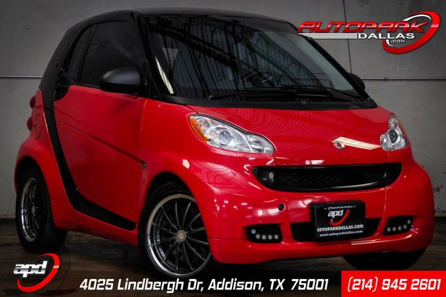 2012 Smart fortwo Pure w/ Upgrades