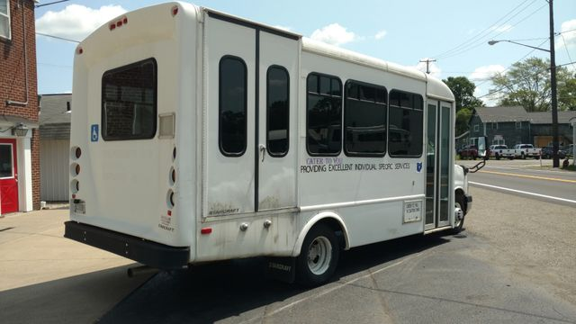 2012 Starcraft 14 Passenger Bus Wheelchair Accessible Alliance, Ohio 2
