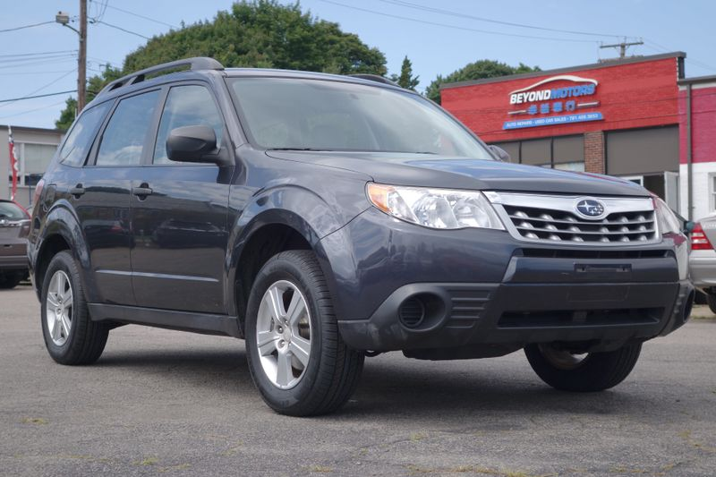 2012 Subaru Forester 25X  city MA  Beyond Motors  in Braintree, MA
