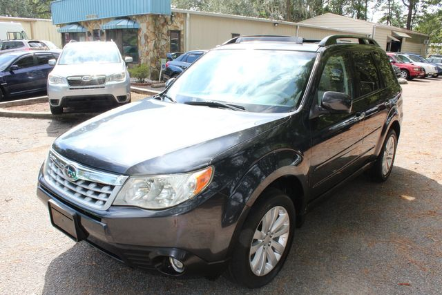 2012 Subaru Forester 2.5X Limited in Charleston, SC 29414
