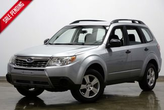 2012 Subaru Forester X in Dallas Texas, 75220