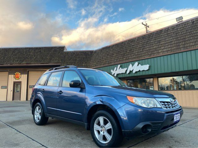 2012 Subaru Forester 2.5X ONLY 49,000 Miles