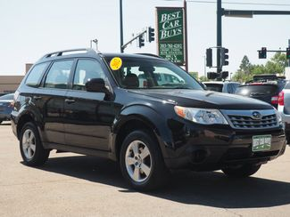 2012 Subaru Forester 2.5X Englewood, CO 2
