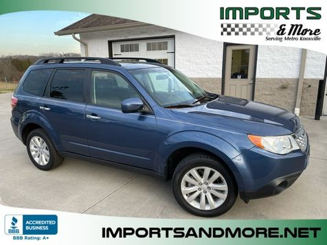 2012 Subaru Forester 2.5X Limited AWD  in Lenoir City, TN