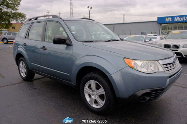 2012 Subaru Forester 2.5X in Memphis Tennessee, 38115