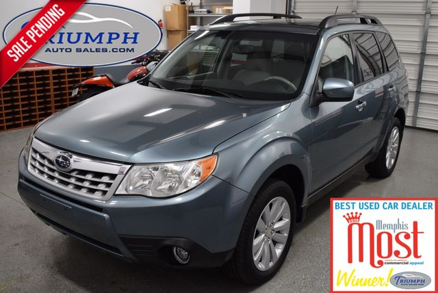 2012 Subaru Forester 2.5X Limited in Memphis, TN 38128
