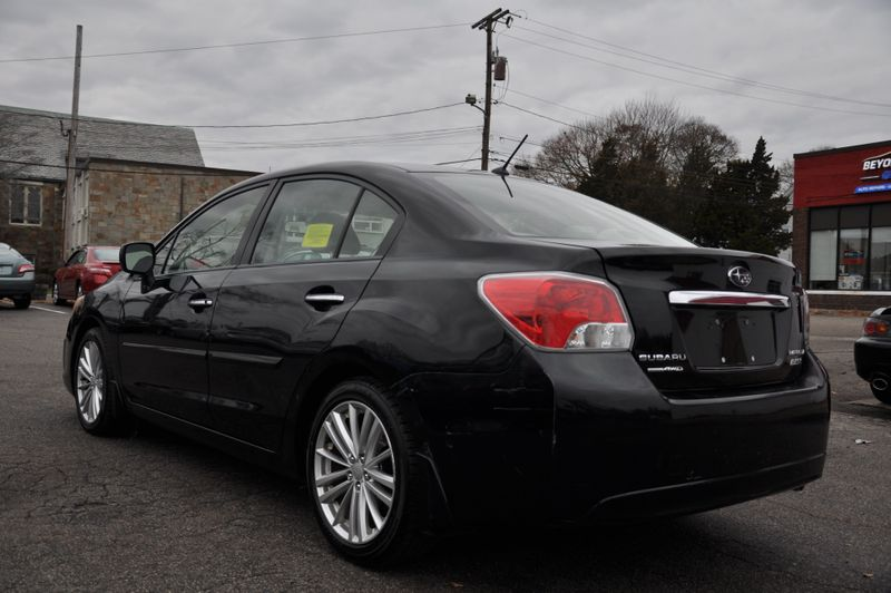2012 Subaru Impreza 20i Limited  city MA  Beyond Motors  in Braintree, MA