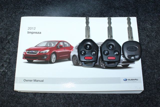 2012 Subaru Impreza 2.0i Kensington, Maryland 99