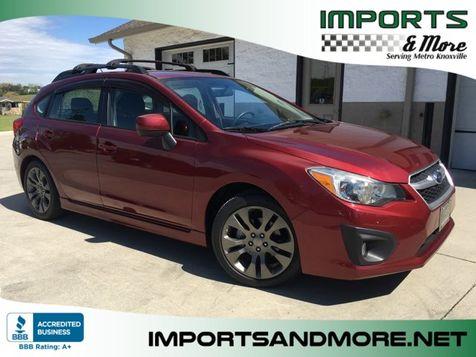 2012 Subaru Impreza 2.0i Sport Premium Wagon in Lenoir City, TN