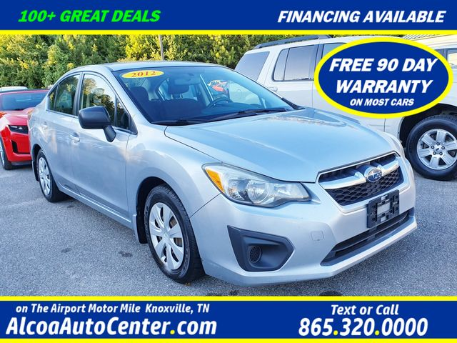 2012 Subaru Impreza 2.0i AWD in Louisville, TN 37777