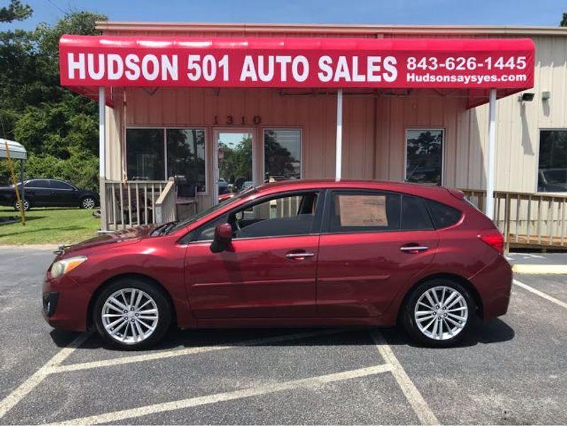 2012 Subaru Impreza 2.0i Limited   Myrtle Beach, South Carolina   Hudson Auto Sales in Myrtle Beach South Carolina
