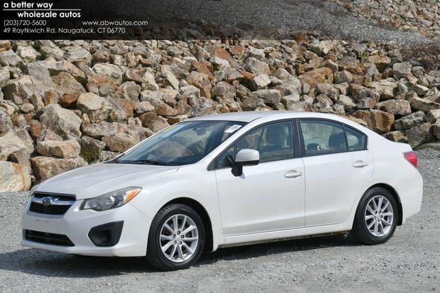 2012 Subaru Impreza 2.0i Premium Naugatuck, Connecticut