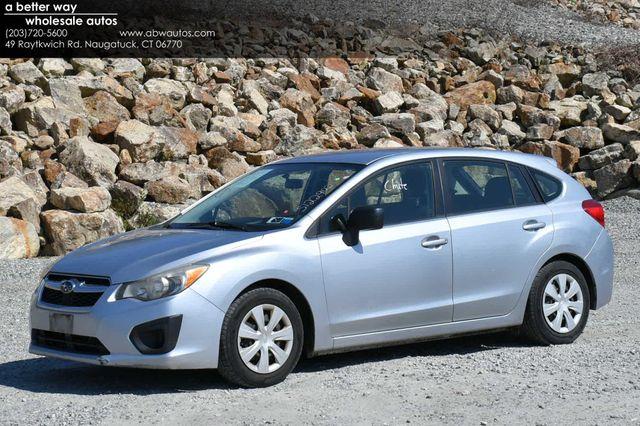 2012 Subaru Impreza 2.0i AWD Naugatuck, Connecticut