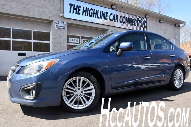 2012 Subaru Impreza 2.0i Limited Waterbury, Connecticut