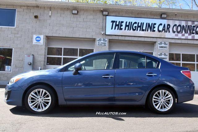 2012 Subaru Impreza 2.0i Limited Waterbury, Connecticut 3