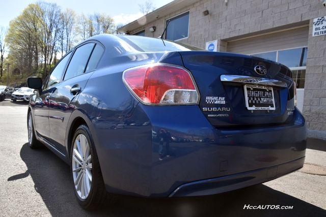 2012 Subaru Impreza 2.0i Limited Waterbury, Connecticut 4
