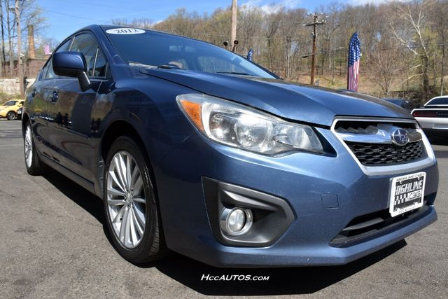 2012 Subaru Impreza 2.0i Limited Waterbury, Connecticut 8