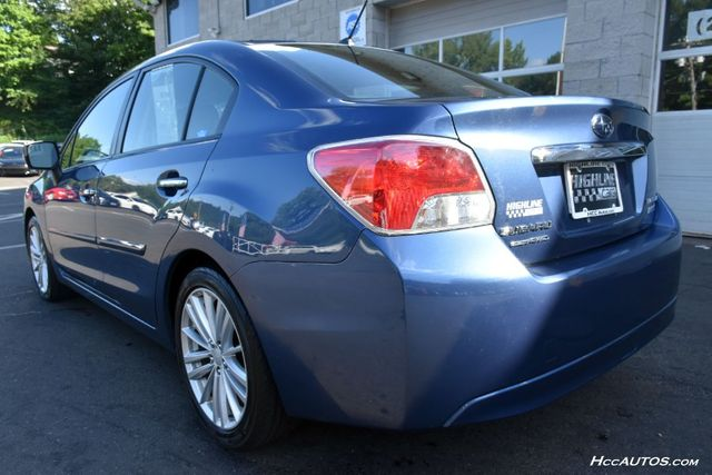 2012 Subaru Impreza 2.0i Limited Waterbury, Connecticut 3