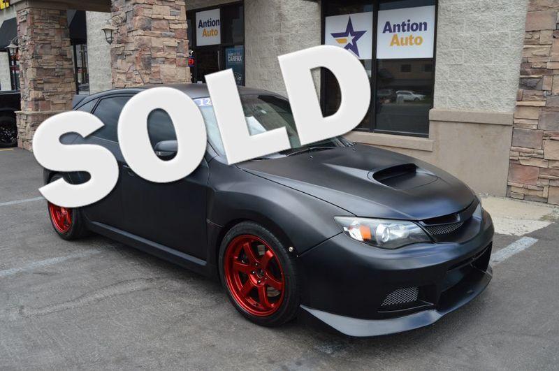 2012 Subaru Impreza WRX STI | Bountiful, UT | Antion Auto in Bountiful UT