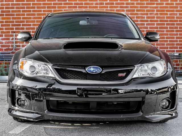 2012 Subaru Impreza WRX STI Burbank, CA 2
