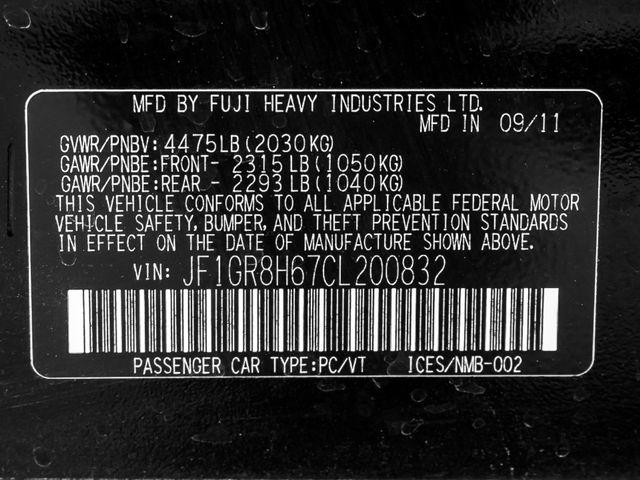2012 Subaru Impreza WRX STI Burbank, CA 28
