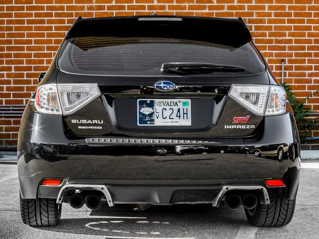 2012 Subaru Impreza WRX STI Burbank, CA 3