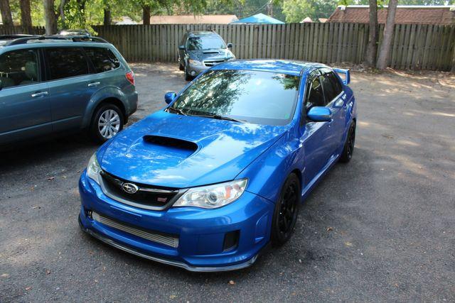 2012 Subaru Impreza WRX STI w/Navigation