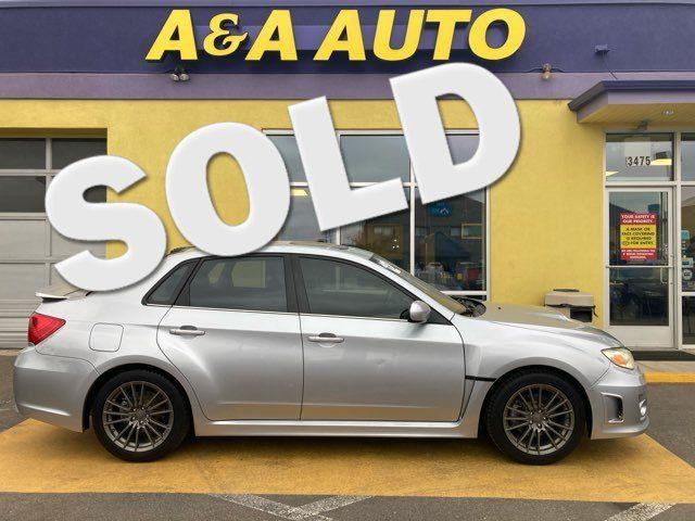 2012 Subaru Impreza WRX Premium in Englewood, CO 80110