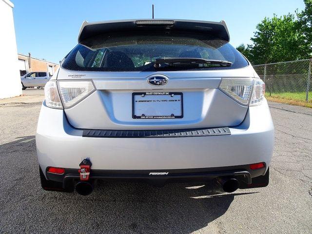 2012 Subaru Impreza WRX Premium Madison, NC 3