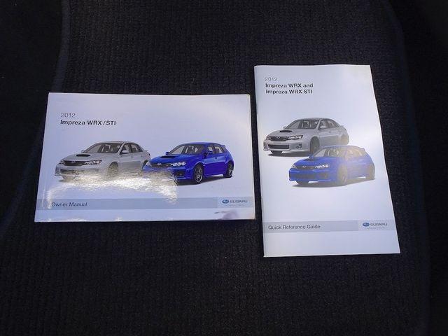 2012 Subaru Impreza WRX Premium Madison, NC 44