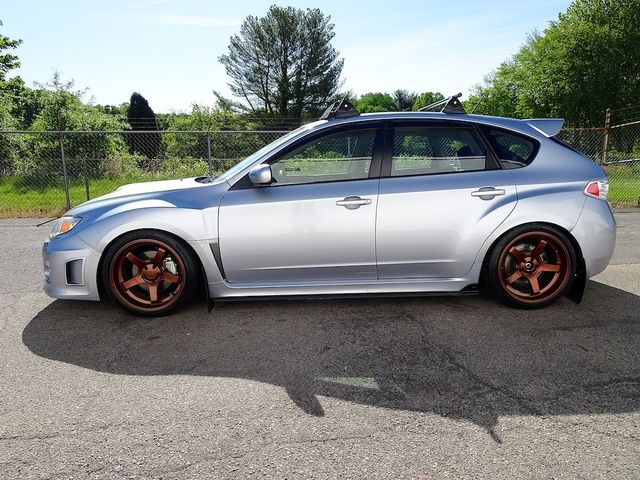 2012 Subaru Impreza WRX Premium Madison, NC 5