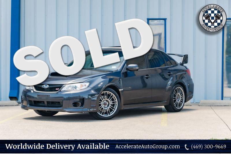 2012 Subaru Impreza WRX STI Limited in Rowlett Texas