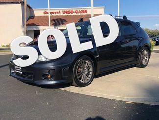 2012 Subaru Impreza WRX in San Luis Obispo CA