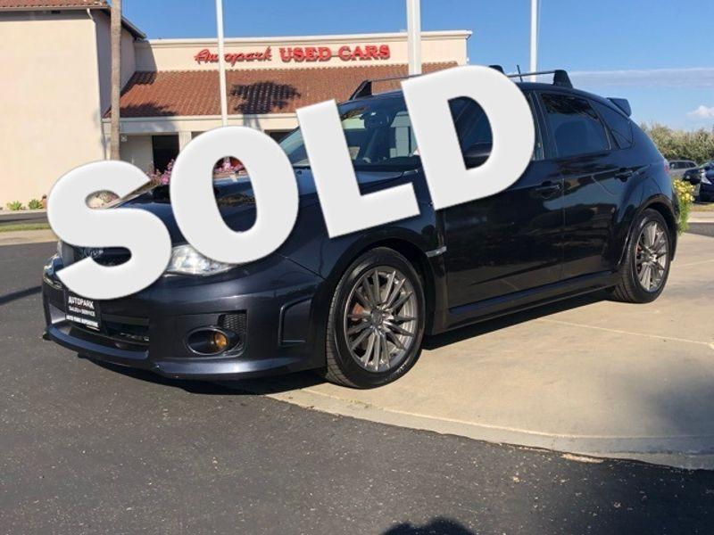 2012 Subaru Impreza WRX Limited | San Luis Obispo, CA | Auto Park Sales & Service in San Luis Obispo CA
