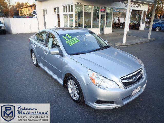 2012 Subaru Legacy 2.5i Limited in Chico, CA 95928