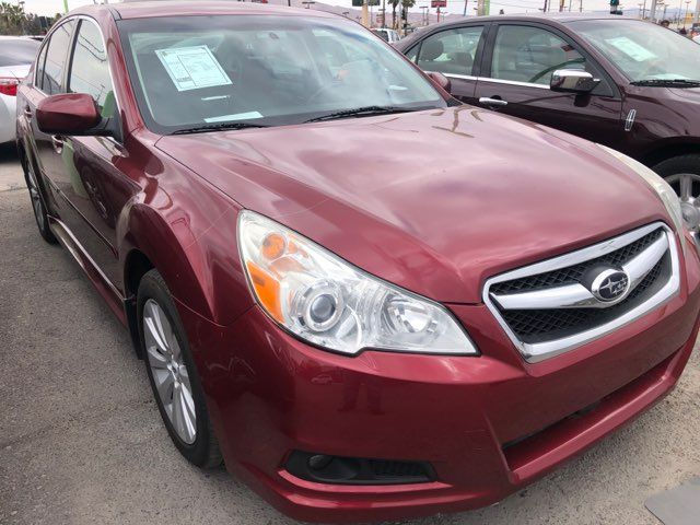 2012 Subaru Legacy 3.6R Limited CAR PROS AUTO CENTER (702) 405-9905 Las Vegas, Nevada 3