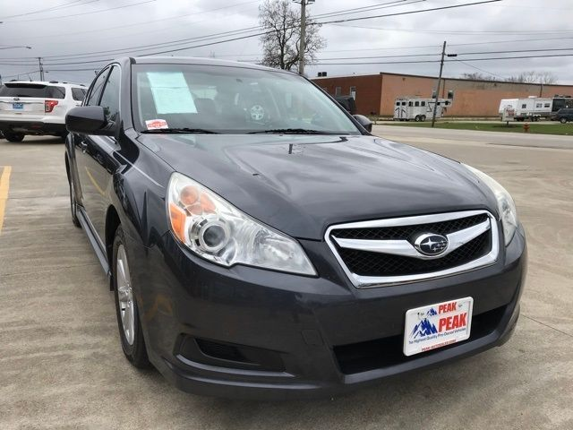 2012 Subaru Legacy 2.5i in Medina, OHIO 44256