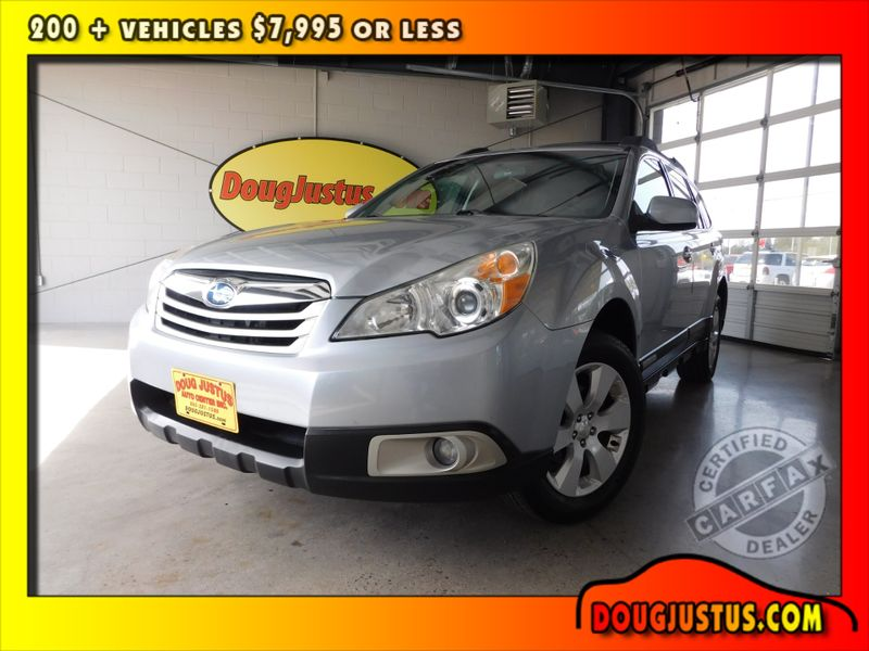 2012 Subaru Outback 25i Prem (New Timing Belt)  city TN  Doug Justus Auto Center Inc  in Airport Motor Mile ( Metro Knoxville ), TN