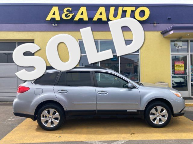 2012 Subaru Outback 2.5i Limited in Englewood, CO 80110