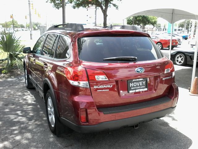2012 Subaru Outback 2.5i Limited San Antonio, Texas 3