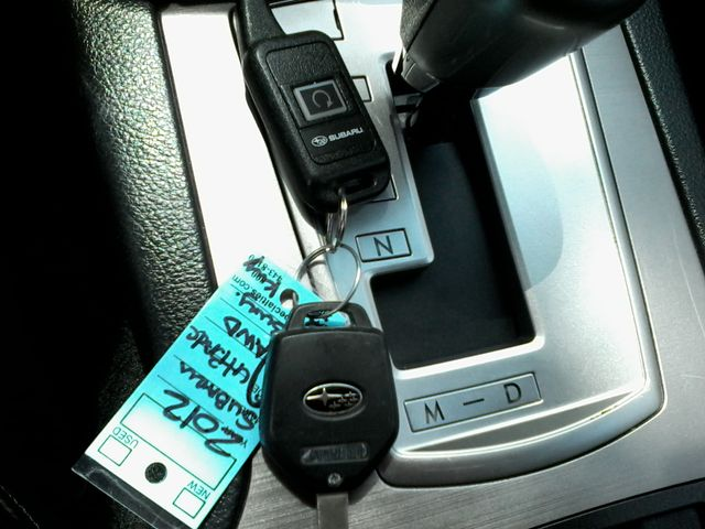 2012 Subaru Outback 2.5i Limited San Antonio, Texas 37