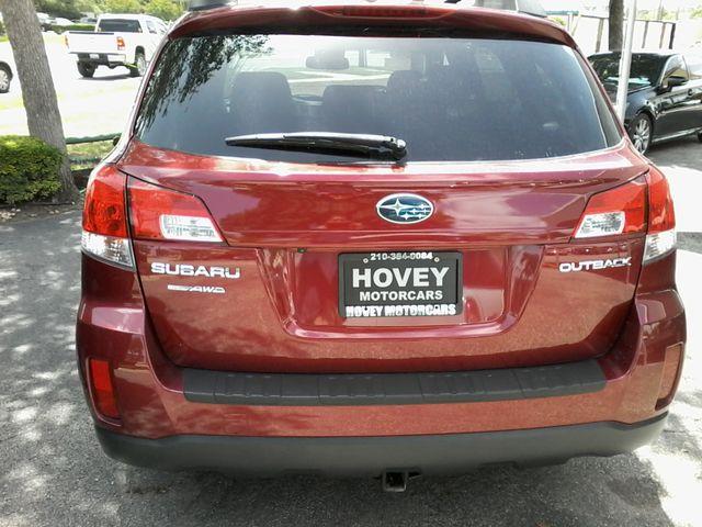 2012 Subaru Outback 2.5i Limited San Antonio, Texas 4