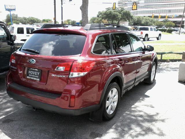 2012 Subaru Outback 2.5i Limited San Antonio, Texas 5